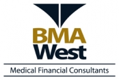 BMA West Medical Financial Consultants Logo