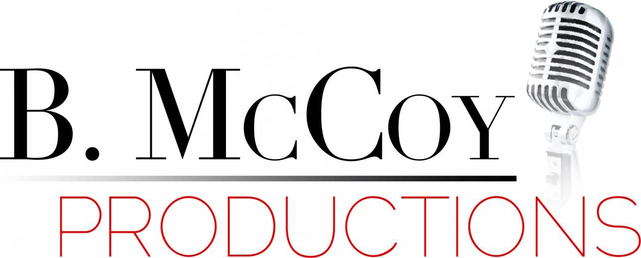 B McCoy Productions Logo