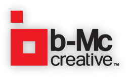 b-Mc creative Logo