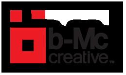 b-Mc creative Logo