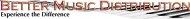 Better Music Distribution Logo