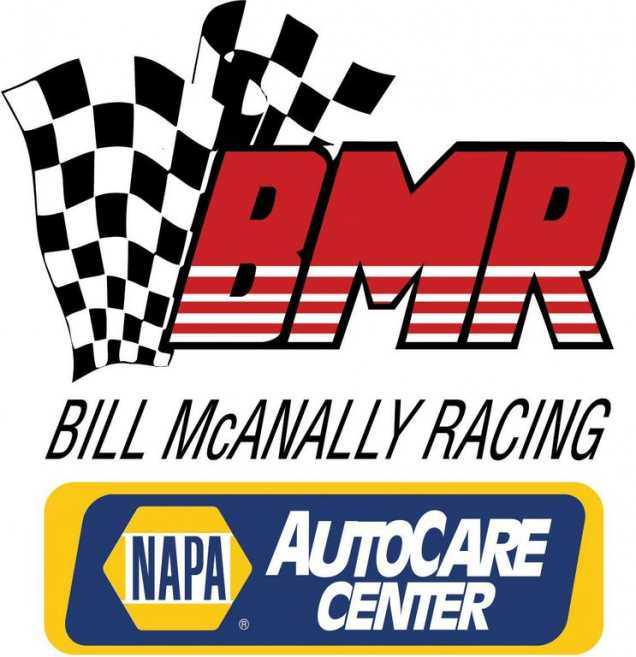 BMR Napa AutoCare-Bill McAnally Racing Logo