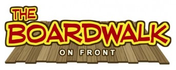 The Boardwalk on Front Logo