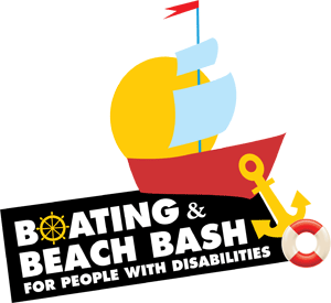 The Boating & Beach Bash for People w/Disabilities Logo