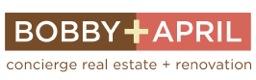 Bobby + April Logo