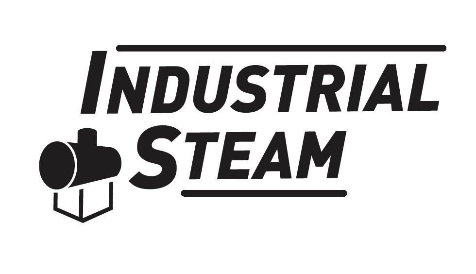 Industrial Steam Logo