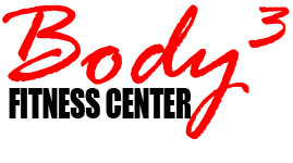 Body3 Fitness Center Logo
