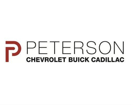 Peterson Chevrolet Buick Cadillac Logo