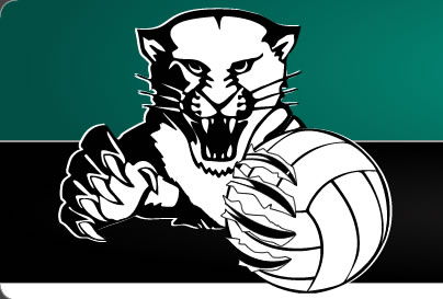 Bonney Lake High School PPP Volleyball Boosters Logo