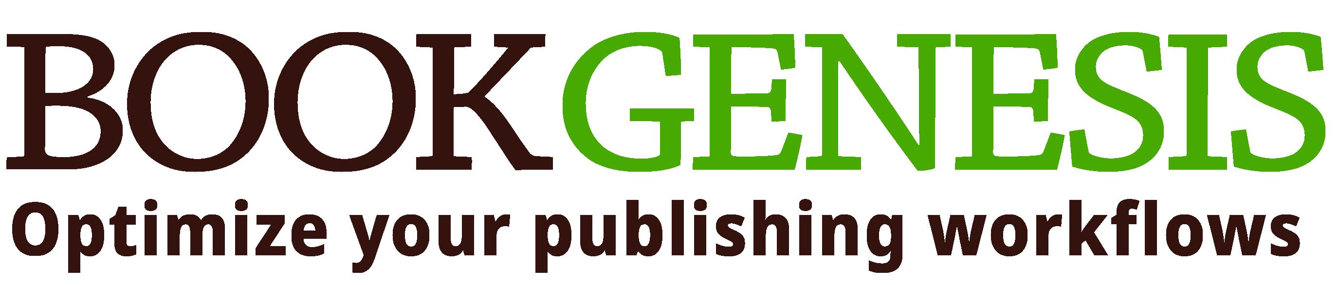 bookgenesis Logo