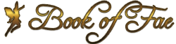 The Book of Fae Logo