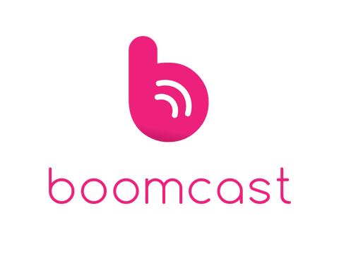 boomcast Logo