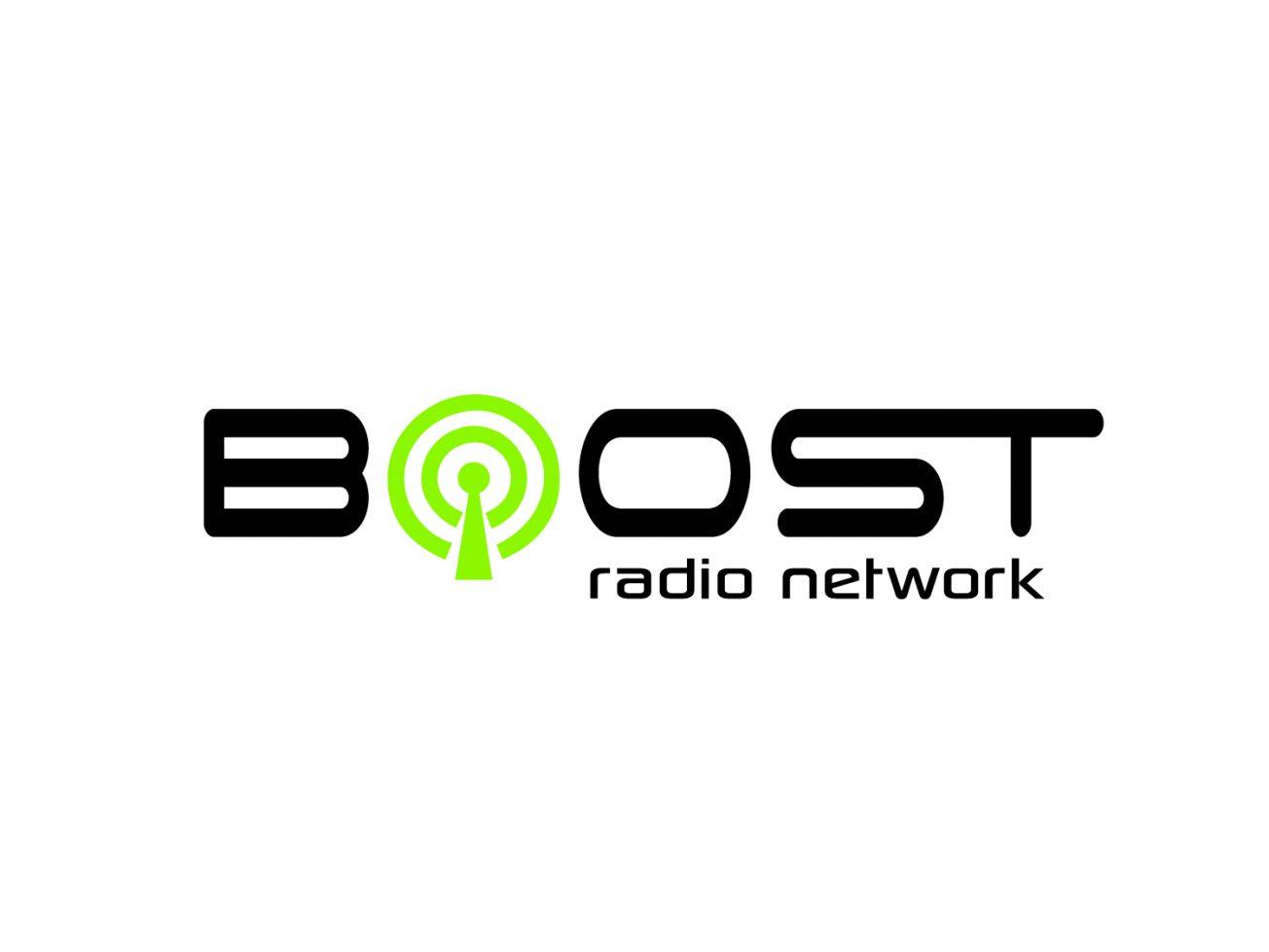 Boost Radio Network Logo