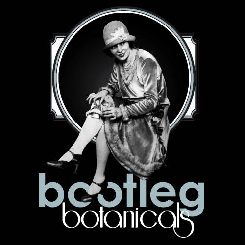 Bootleg Botanicals Alcohol Infusions Logo
