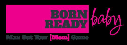 Born Ready Baby Logo