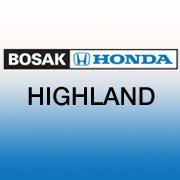 Bosak Honda Logo