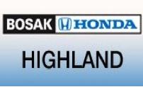 Bosak Honda Highland Logo