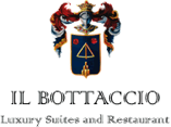 Il Bottaccio, 5 Star Luxury Hotel in Tuscany Logo