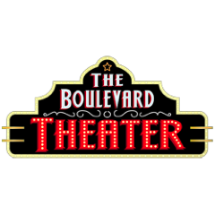 The Boulevard Theater Logo