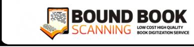 Bound Book Scanning Logo