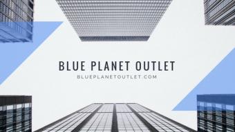 Blue Planet Outlet Logo