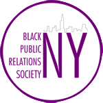 Black Public Relations Society of New York Logo