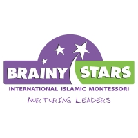 Brainy Stars International Holistic Montessori Logo