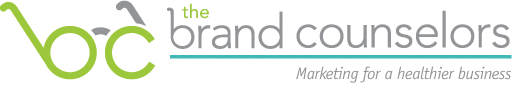 The Brand Counselors Logo