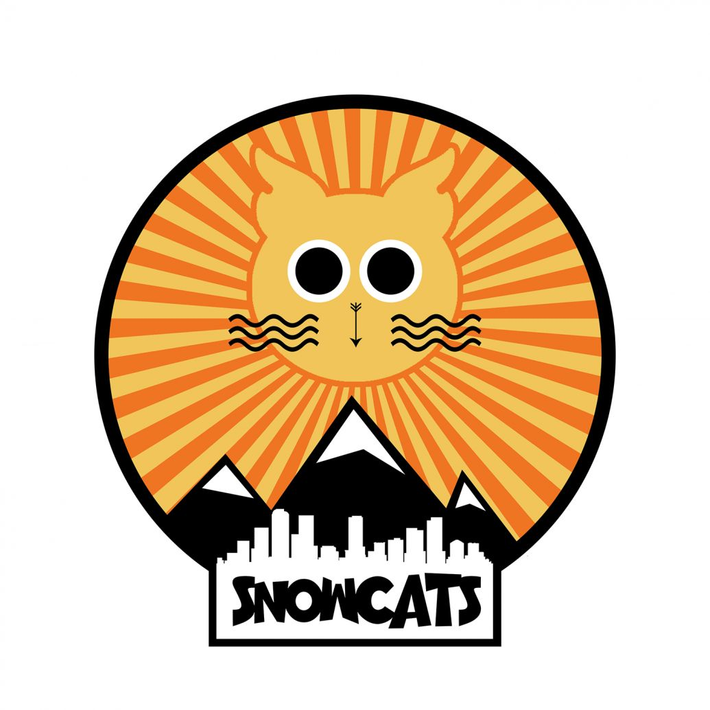Snowcats Cat Convention Logo