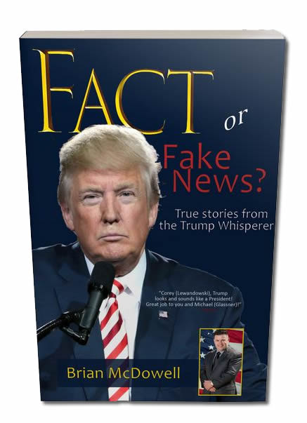 Fact or Fake News Donald Trump's Campaign Insider Logo