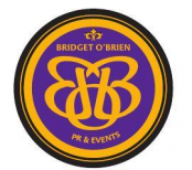 Bridget O'Brien PR and Events Logo