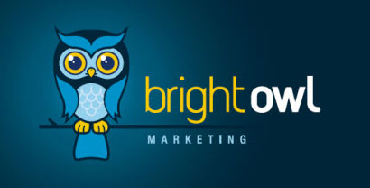 Bright Owl Marketing Logo