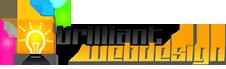 BrilliantWebDesign Logo