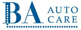 BA Auto Care Logo