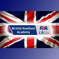 britishkeelboatacad Logo