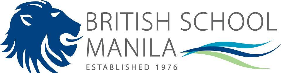 britishschoolmanila Logo