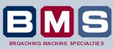 Broaching Machine Specialties Logo