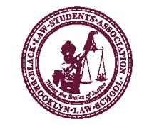 Black Law Students Association-Brooklyn Law School Logo