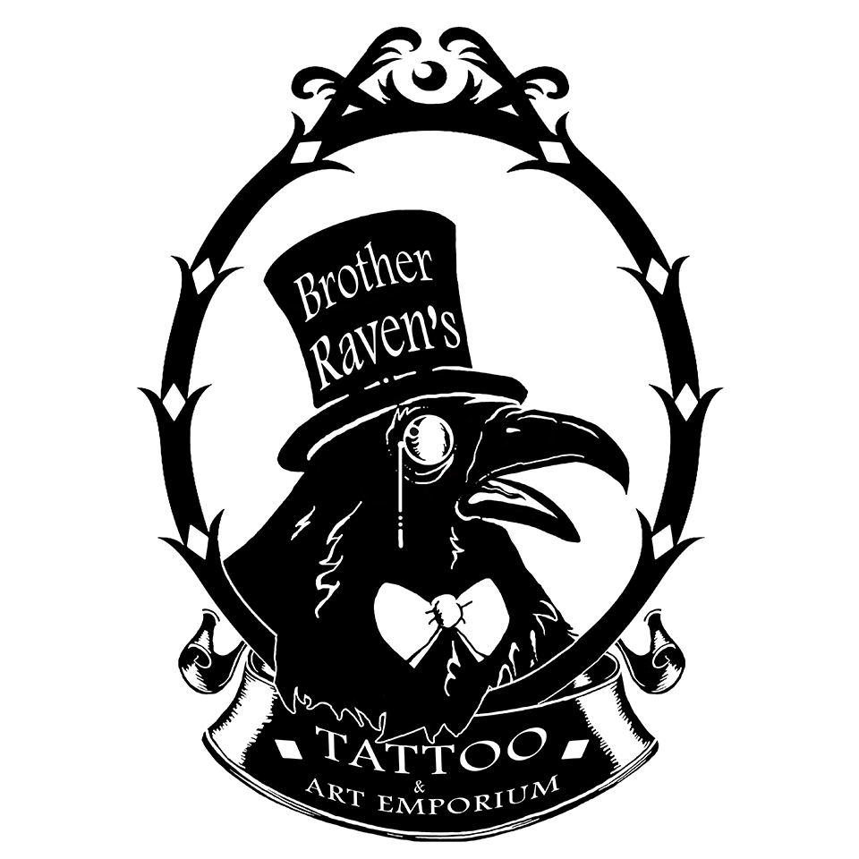 brotherravenstattoos Logo