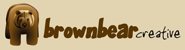 Brown Bear Creative Logo