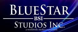BlueStar Studios Inc. Logo