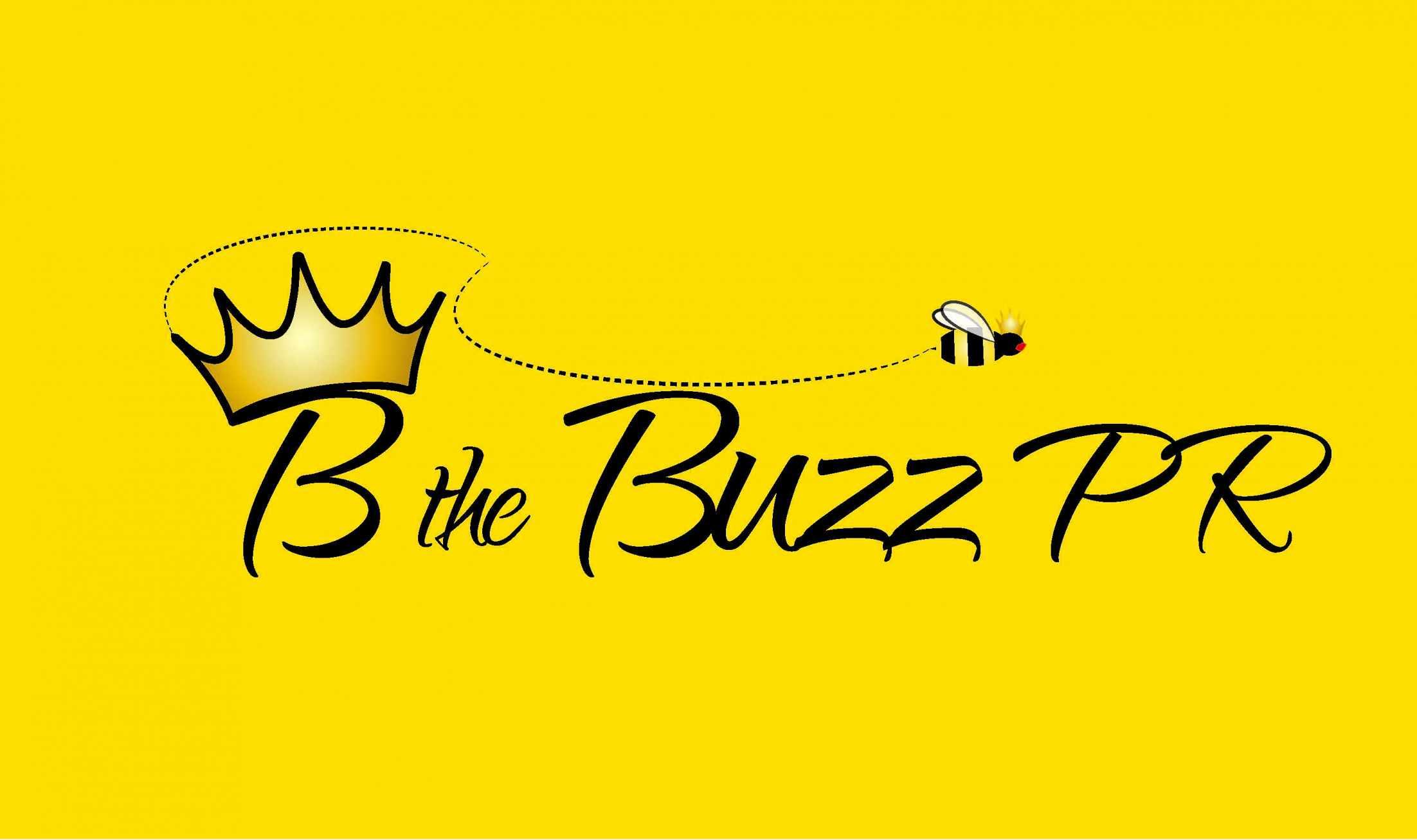 B the Buzz PR Logo
