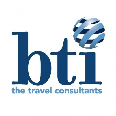 bti travel Logo