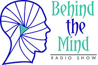 Behind The Mind Radio Show Logo