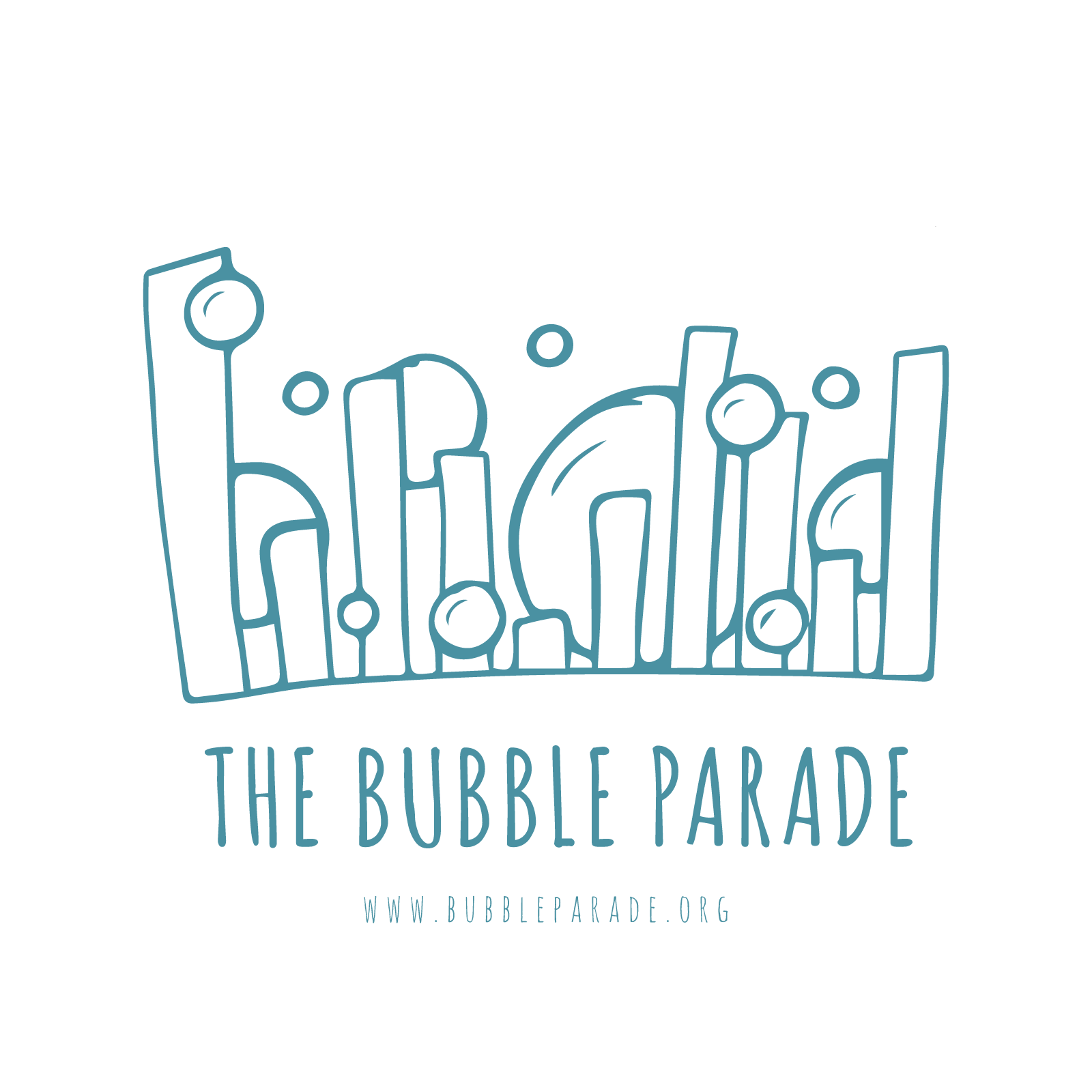 The Bubble Parade Logo