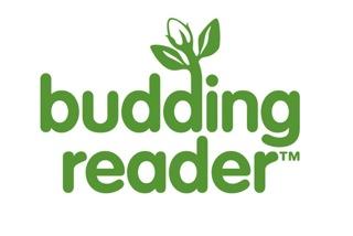 Budding Reader Logo