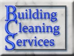 Building Cleaning Services Logo