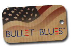 Bullet Blues Custom Apparel, L.L.C. Logo
