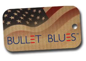 Bullet Blues Custom Apparel, L.L.C. Logo