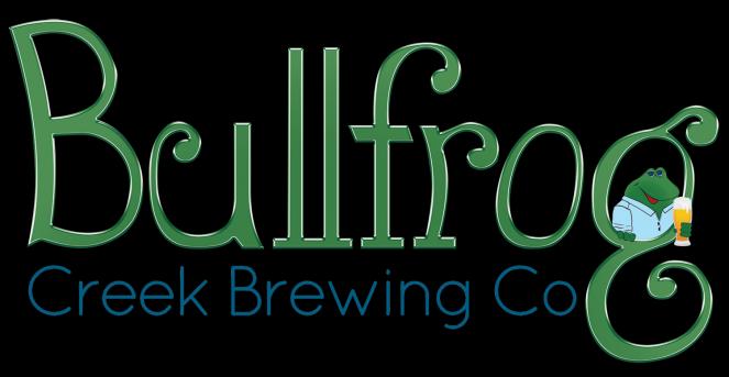 Bullfrog Creek Brewing Co Logo